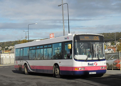 66160 - S360XCR - Weston-super-Mare (rail station) - 26.10.11