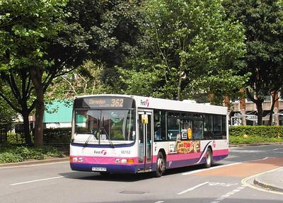 66162 - S362XCR - Bristol (Rupert St) - 11.8.12