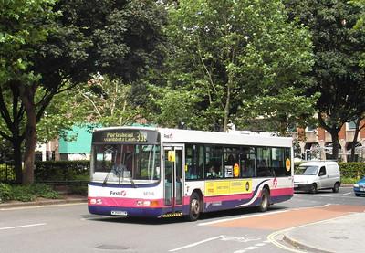 66166 - W366EOW - Bristol (Rupert St) - 11.8.12