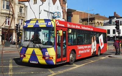 66173 - W373EOW - Bristol (St. Augustine's Parade)