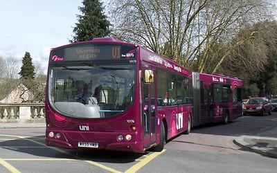 10176 - WX55HWB - Bath (Northern Parade)