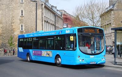 66883 - MX55HHP - Bath (St. James's Parade)