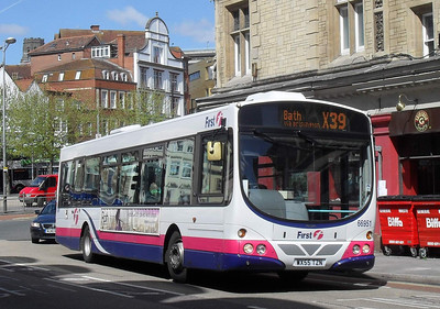 66951 - WX55TZN - Bristol (Baldwin St) - 4.5.10