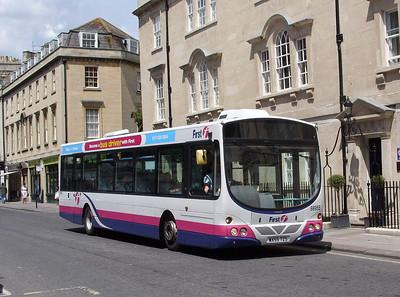 66955 - WX55TZS - Bath (St James Parade) - 15.6.09