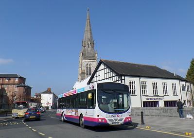 66942 - WX55TZD - Salisbury (Fisherton St)