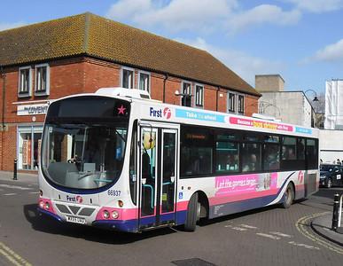 66937 - WX55UAD - Trowbridge (town centre) - 3.3.12