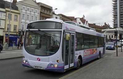 66956 - WX55TZT - Bristol (Broad Quay)