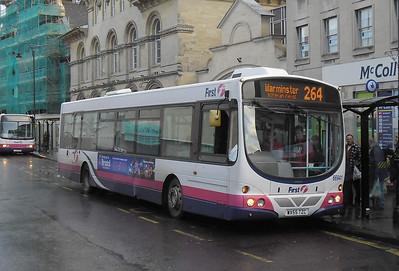 66941 - WX55TZC - Trowbridge (town centre) - 3.3.12