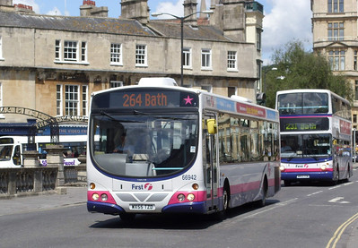 66942 - WX55TZD - Bath (Northern Parade) - 15.6.09