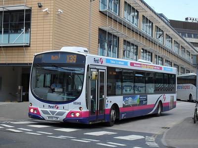 66948 - WX55TZK - Bristol (bus station) - 4.5.10