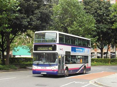 32023 - W823PAE - Bristol (Rupert St) - 11.8.12