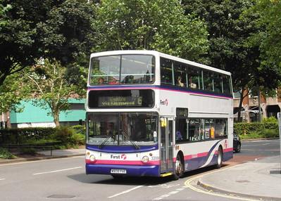 32008 - W808PAE - Bristol (Rupert St) - 11.8.12