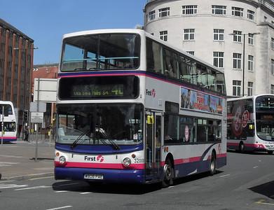 32008 - W808PAE - Bristol (Colston Avenue) - 4.5.10