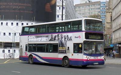 32022 - W822PAE - Bristol (Colston Avenue)