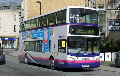 30857 - W712CWR - Bath (St James's Parade)