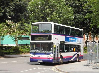 32017 - W817PAE - Bristol (Rupert St) - 11.8.12