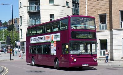 32015 - WYY752 - Bristol (Broad Quay)
