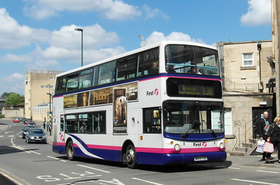 32283 - WR03YZS - Bath (Corn St) - 25.5.13