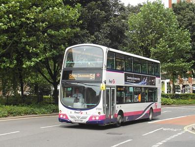 37004 - WX55VHN - Bristol (Rupert St) - 11.8.12