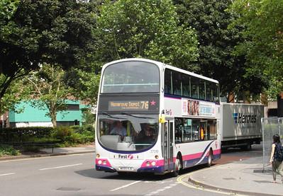 37019 - WX55VJG - Bristol (Rupert St) - 11.8.12