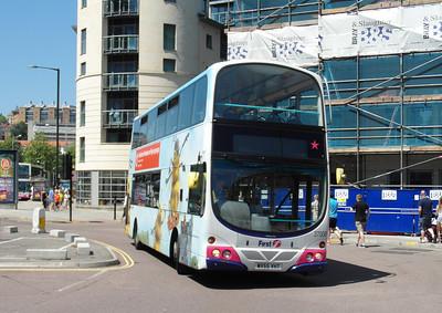 37008 - WX55VHT - Bristol (Broad Quay) - 6.7.13