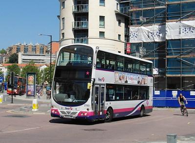 37003 - WX55VHM - Bristol (Broad Quay) - 6.7.13