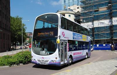 37013 - WX55VHZ - Bristol (Broad Quay) - 6.7.13