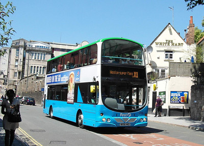 32688 - WX56HKD - Bristol (Lower Maudin St - 6.7.13