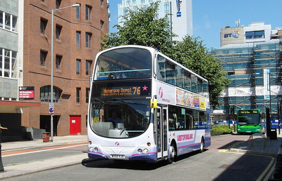 37019 - WX55VJG - Bristol (Prince St) - 6.7.13
