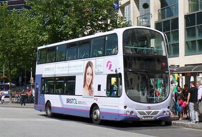37017 - WX55VJE - Bristol (Broad Quay)