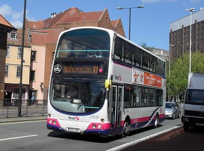 32638 - WX05UAH - Bristol (Rupert St) - 4.5.10