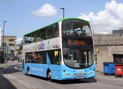 32687 - WX56HKC - Bath (Corn St) - 15.6.09