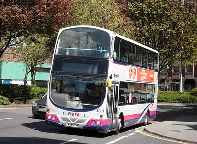 37011 - WX55VHW - Bristol (Rupert St) - 4.5.10