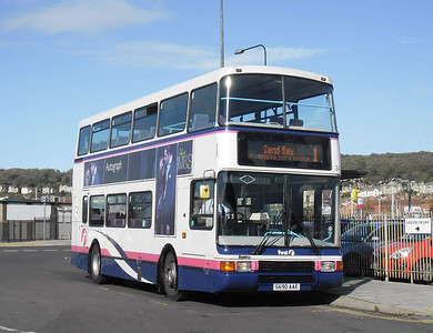 Volvo and Leyland Olympian