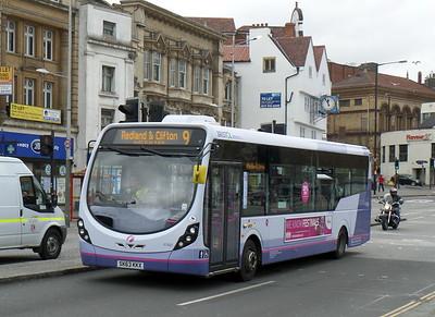 47460 - SK63KKX - Bristol (Broad Quay)