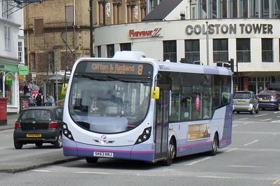 47437 - SK63KNJ - Bristol (Broad Quay)