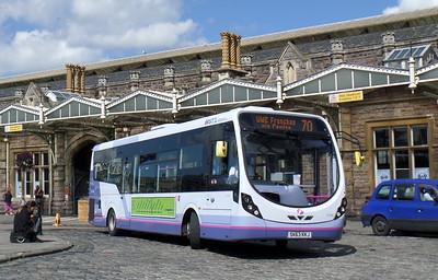 47449 - SK63KKJ - Bristol (Temple Meads railway station)