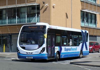 47553 - SN14FGE - Bristol (bus station)