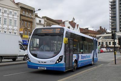 47557 - SN14FGK - Bristol (Broad Quay)