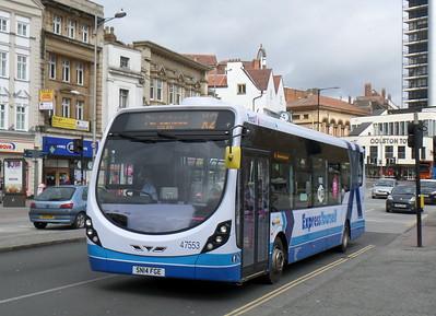 47553 - SN14FGE - Bristol (Broad Quay)