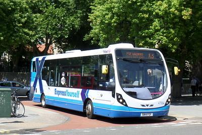 47554 - SN14FGF - Bristol (the Haymarket)