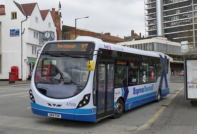 47558 - SN14FGM - Bristol (Broad Quay)