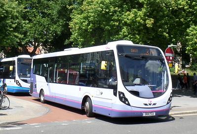 47550 - SN14FGA - Bristol (the Haymarket)