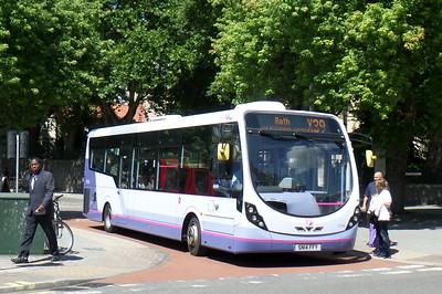 47548 - SN14FFY - Bristol (the Haymarket)