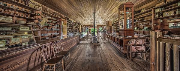 Fischer Store Interior.