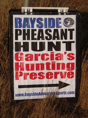 Pheasant Hunt - October 2004