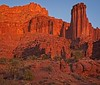 Fisher Towers up close