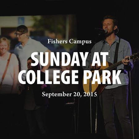 Sunday, September 20, 2015