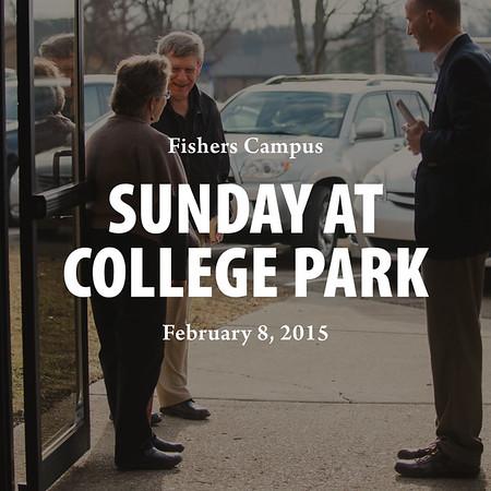 Sunday, February 8, 2015