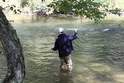 Salmon Fishin 2012